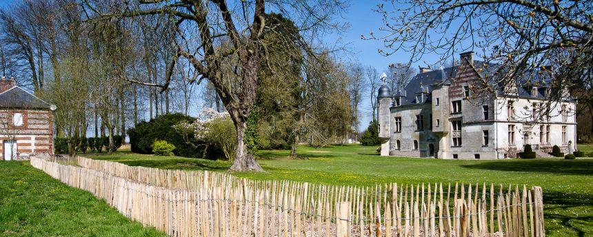 Château de Gromesnil © P.Godreuil